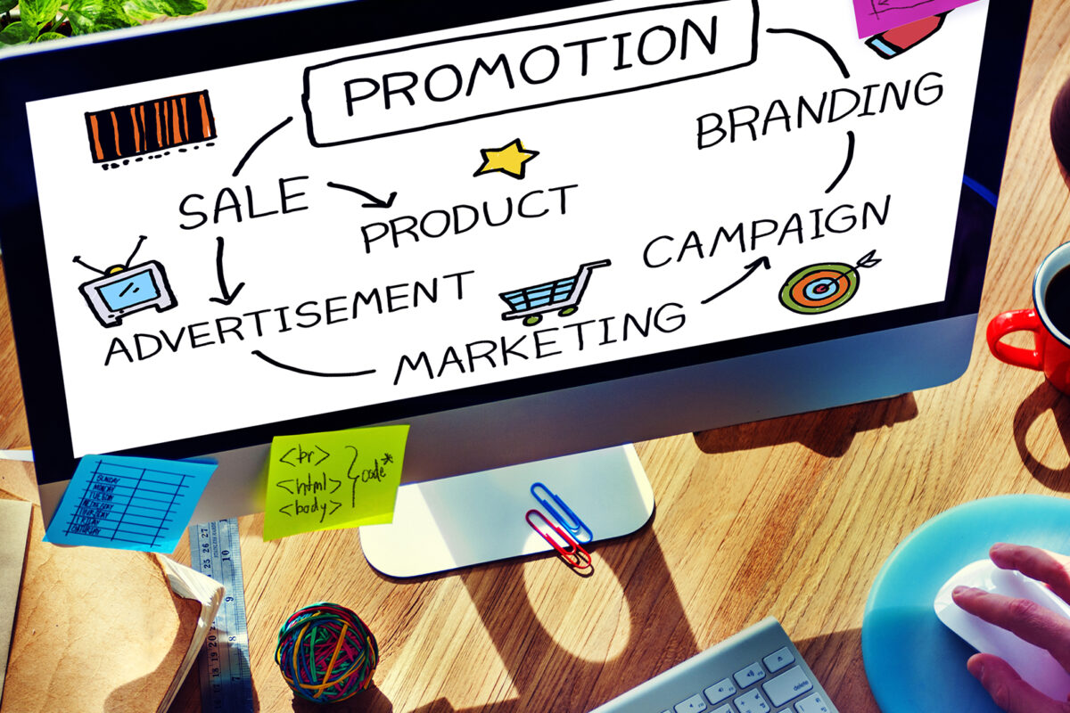 Direct Mail Promotional Marketing
